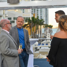 Island Queen Corporate Events in Miami.