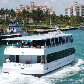 Sightseeing and Party Cruises in Miami