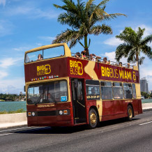 Big Bus Transportation in Miami