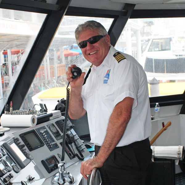 Captain Positions at Island Queen Cruises
