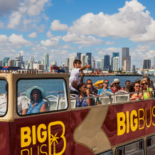 Hop On, Hop Off Bus Tours in Miami