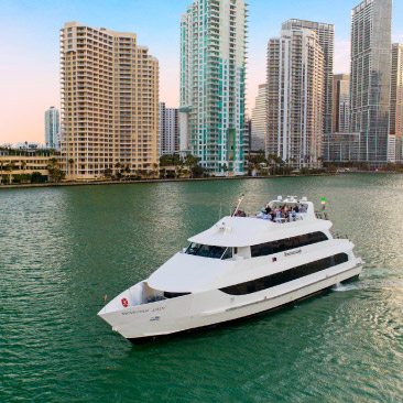 Private Skyline Cruises in Miami