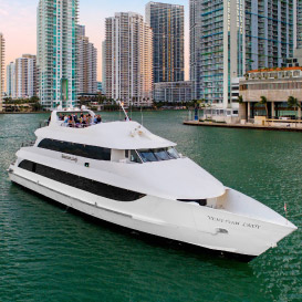 Venetian Lady Yacht in Miami