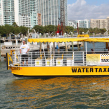 Water Taxi Services in Miami